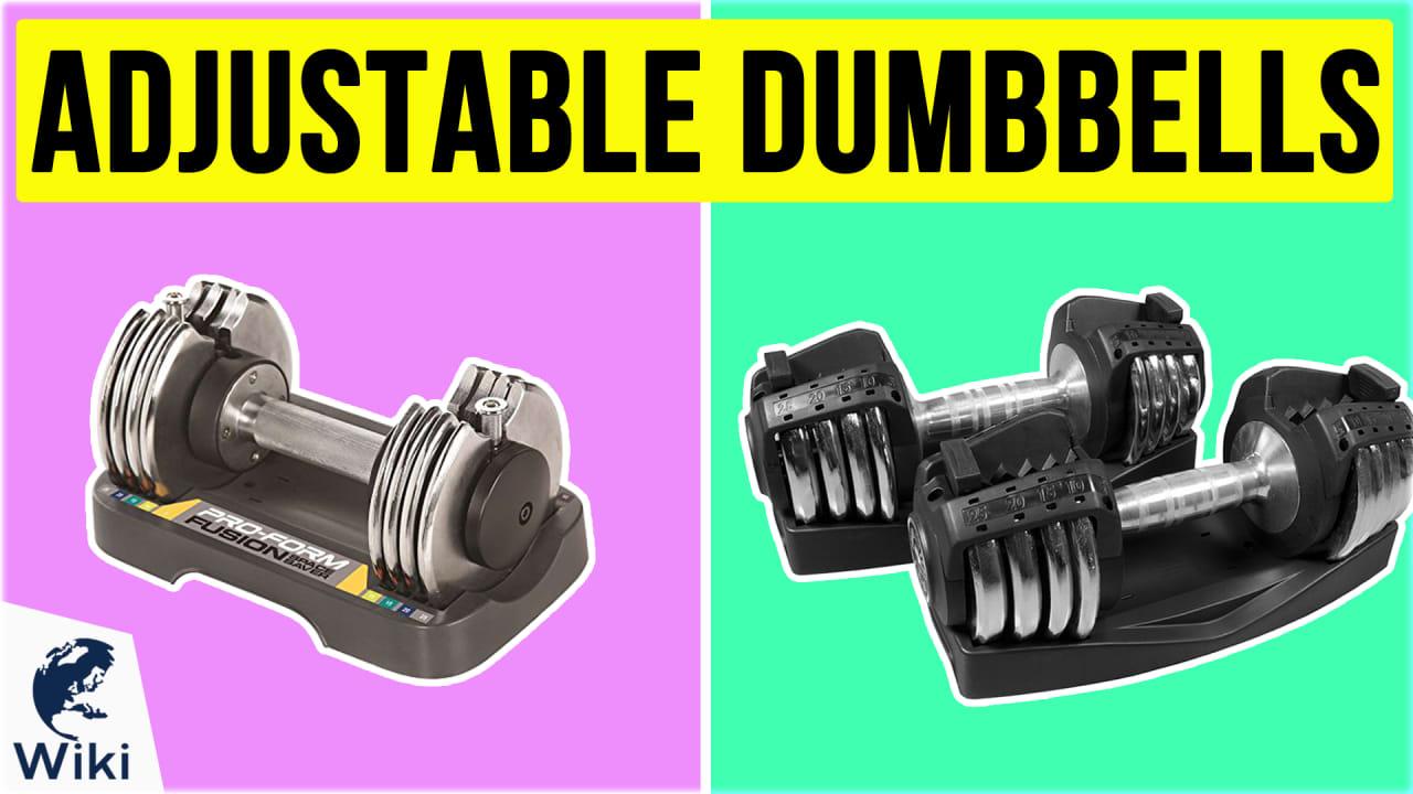 10 Best Adjustable Dumbbells