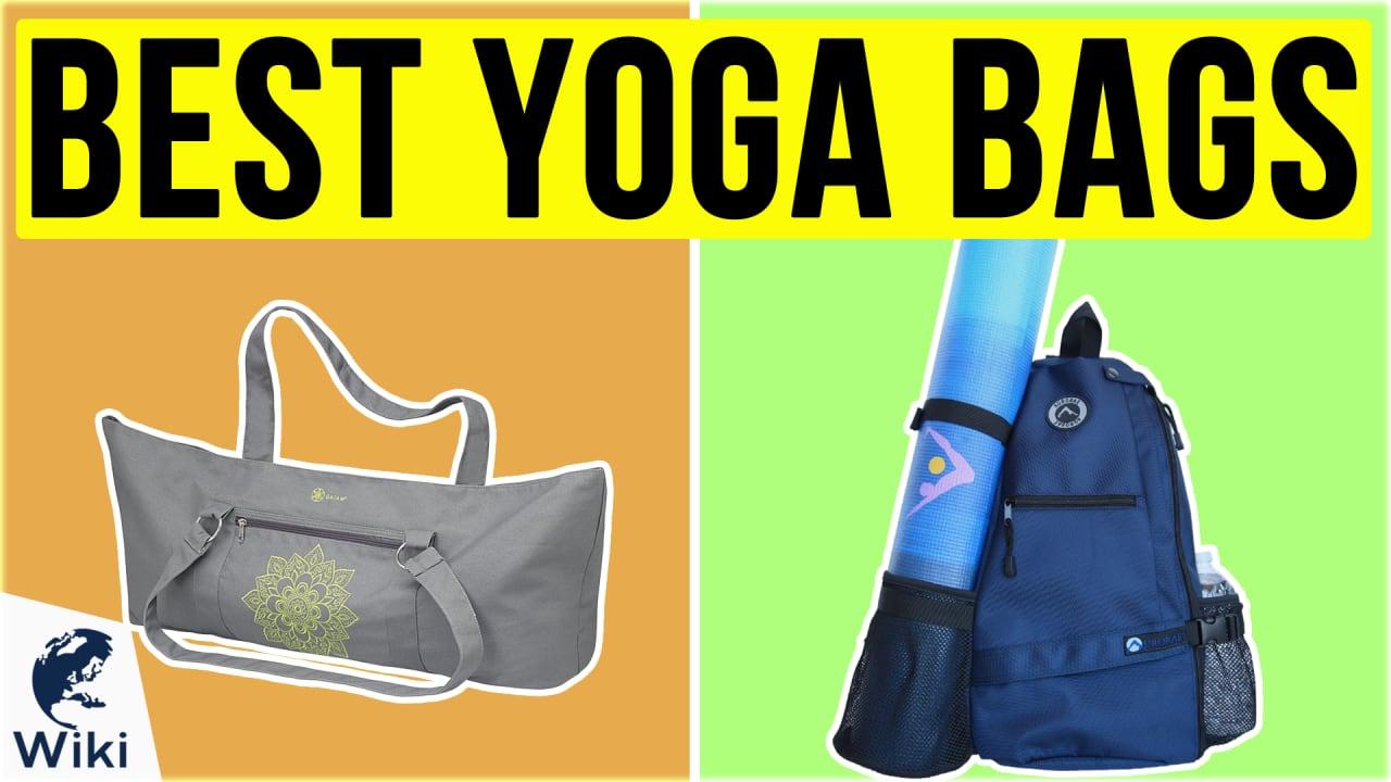 10 Best Yoga Bags