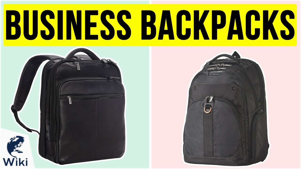 10 Best Business Backpacks
