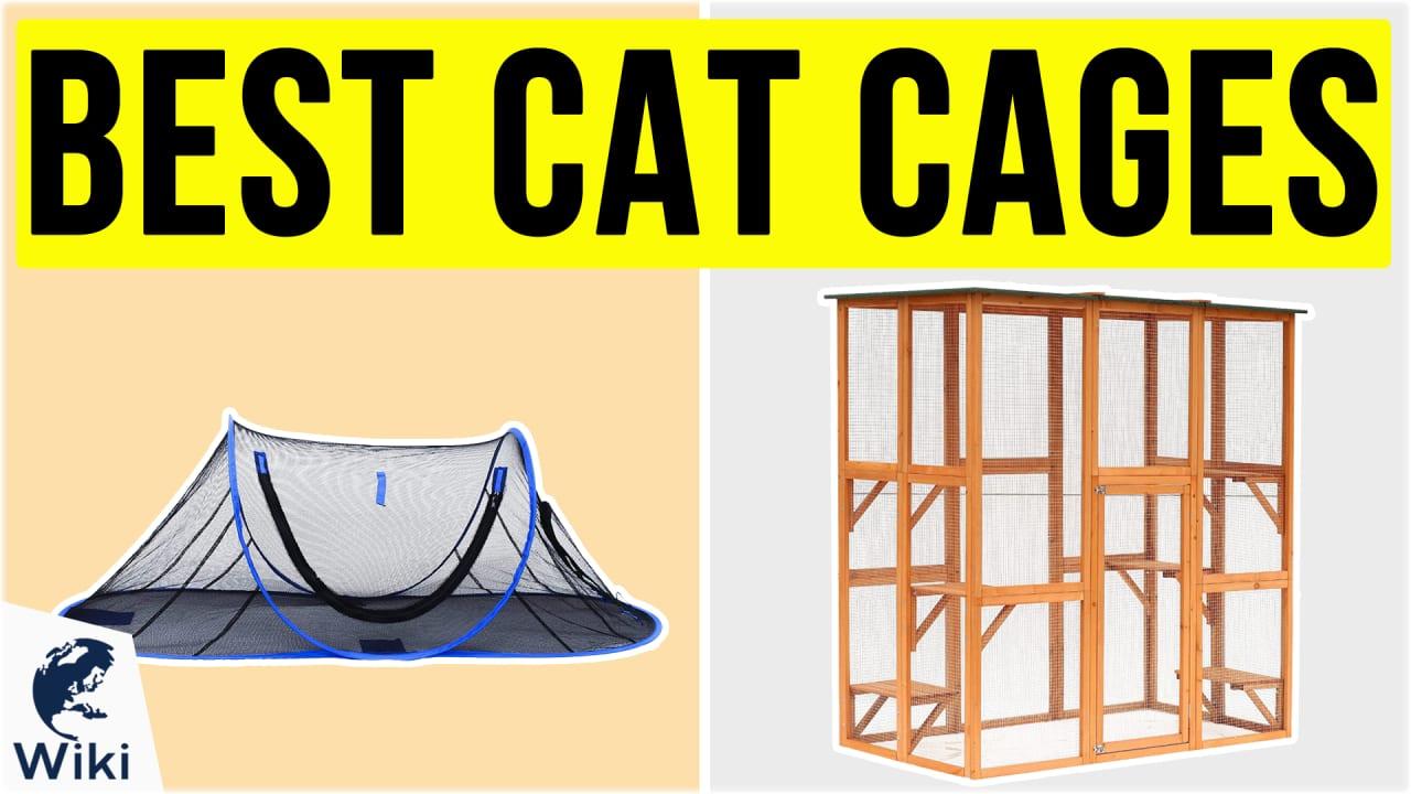 10 Best Cat Cages