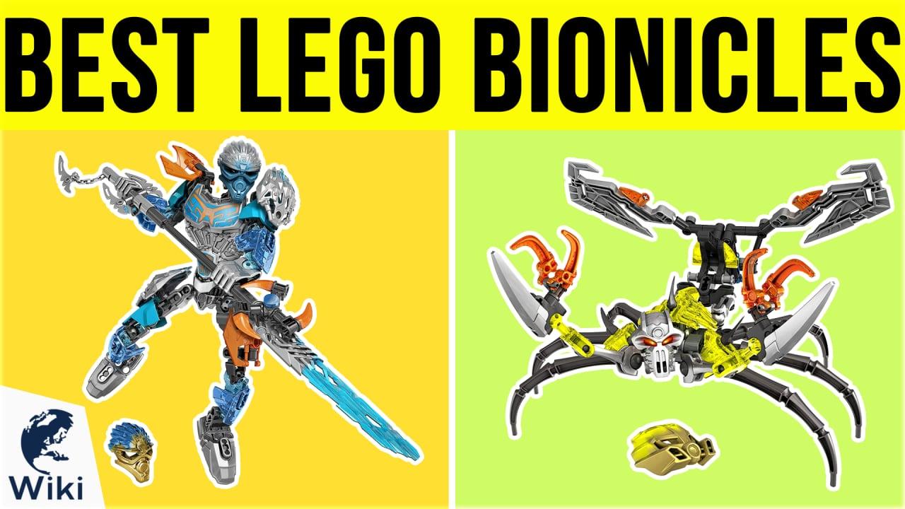 10 Best Lego Bionicles