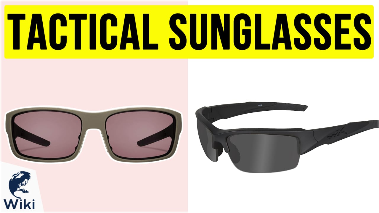 10 Best Tactical Sunglasses