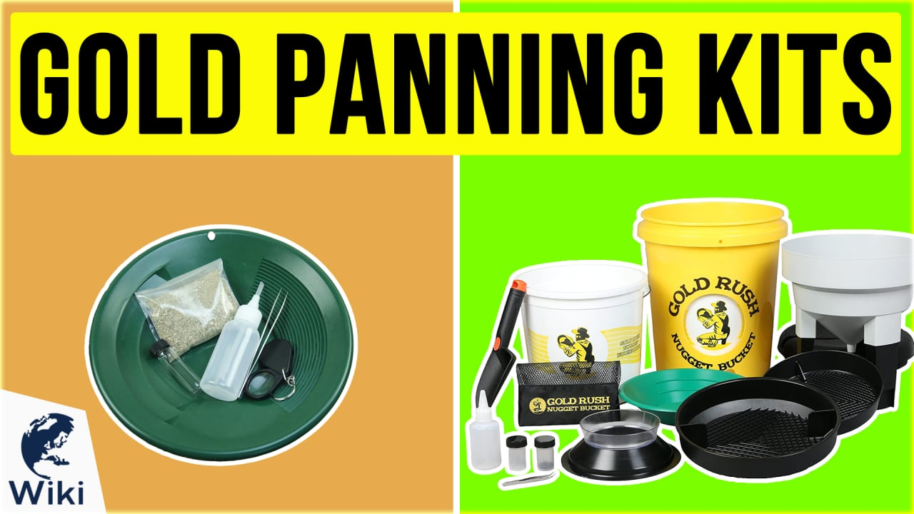 7 Best Gold Panning Kits