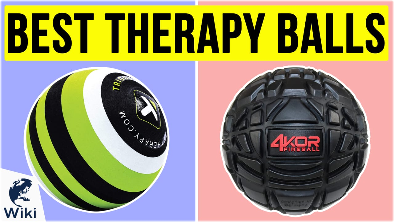 10 Best Therapy Balls