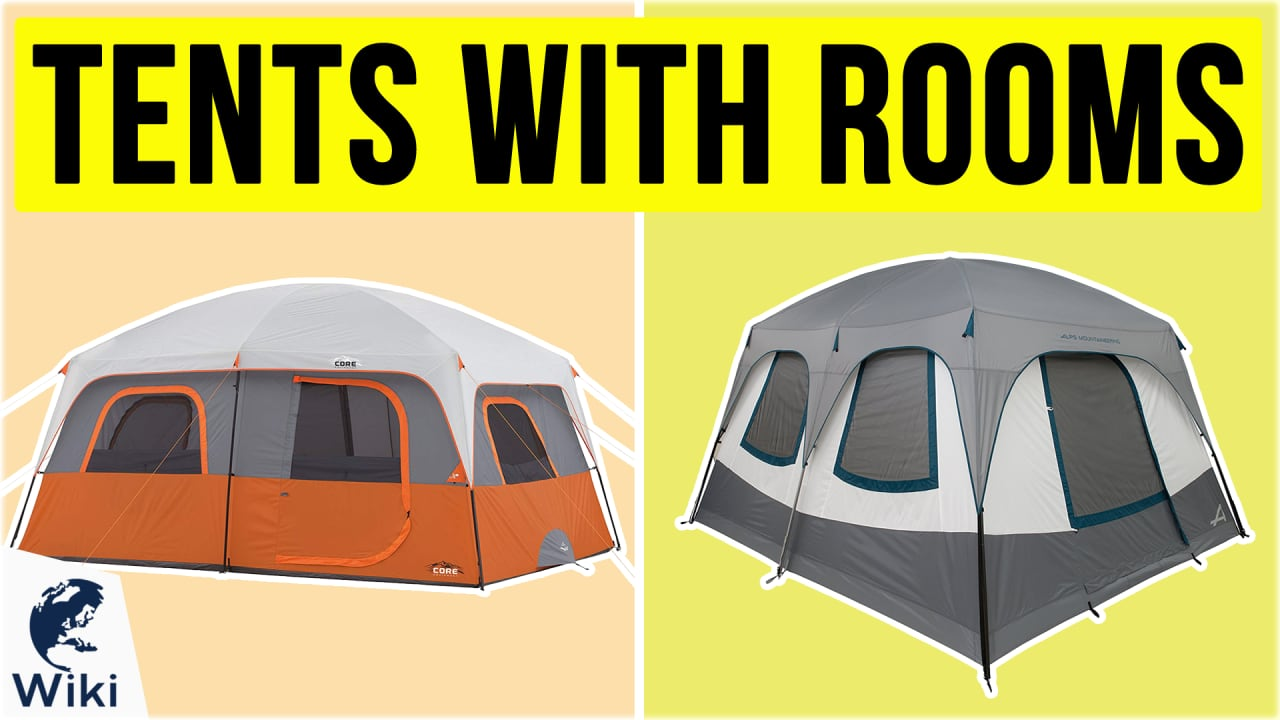 10 Best Tents With Rooms