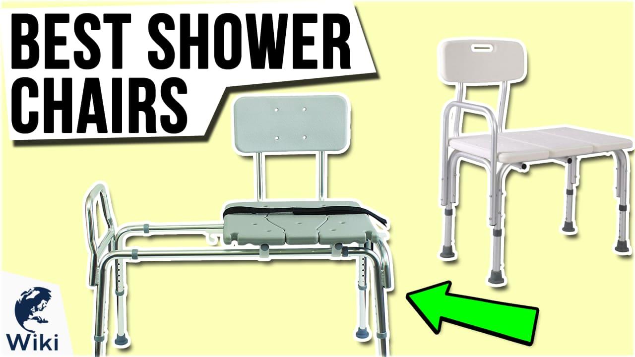10 Best Shower Chairs