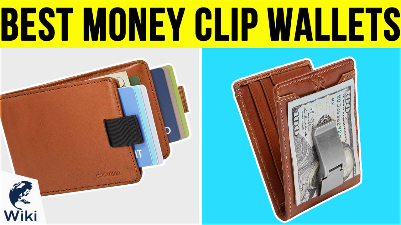 10 Best Money Clip Wallets