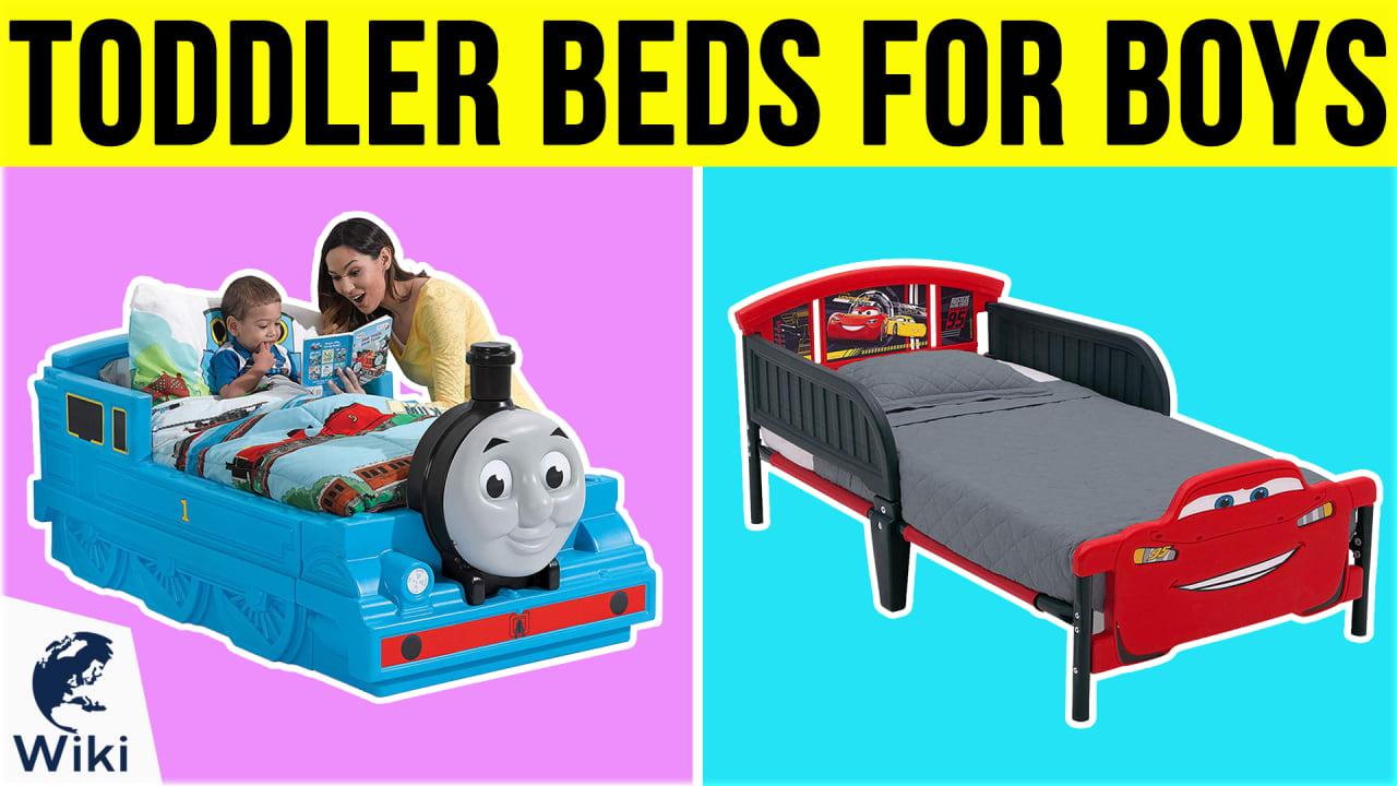 8 Best Toddler Beds For Boys
