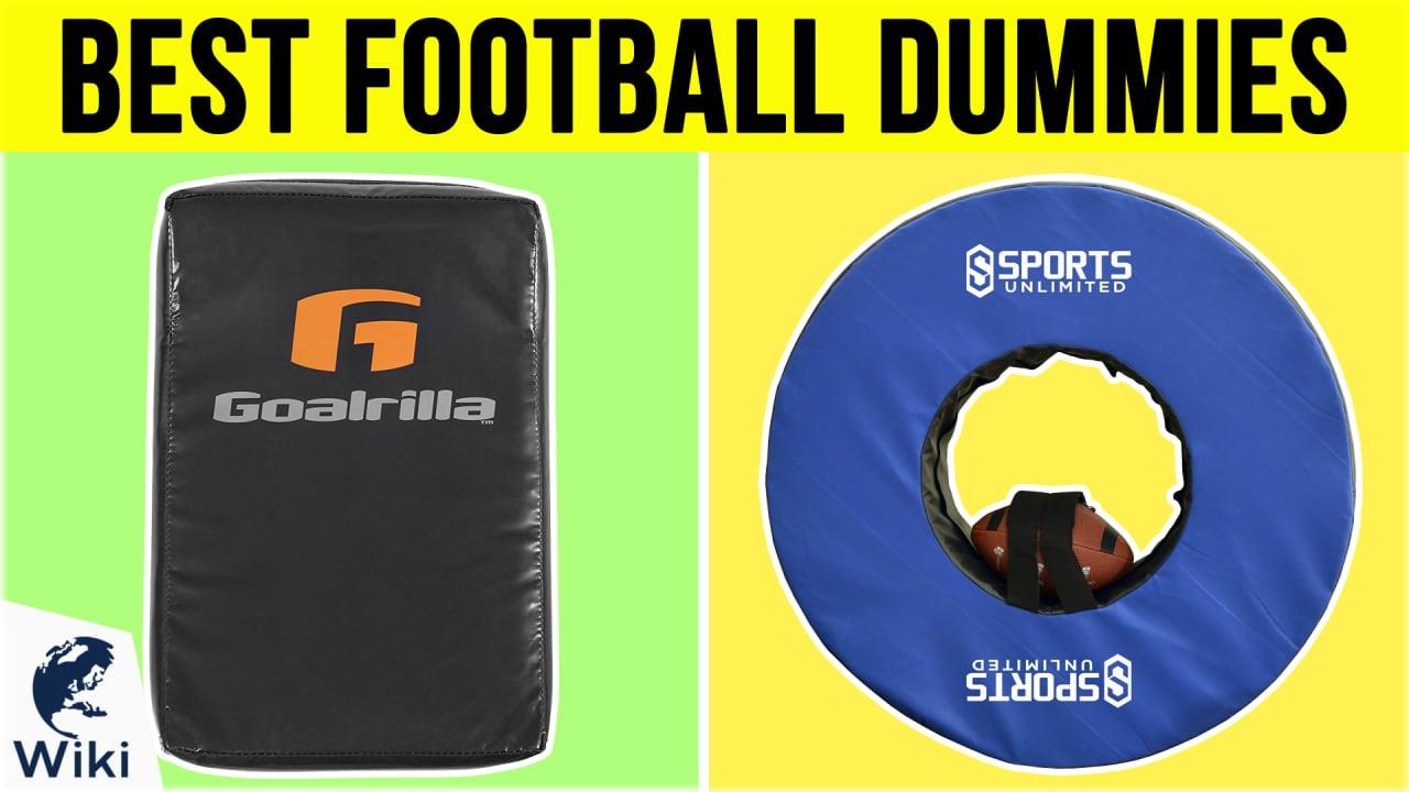 10 Best Football Dummies