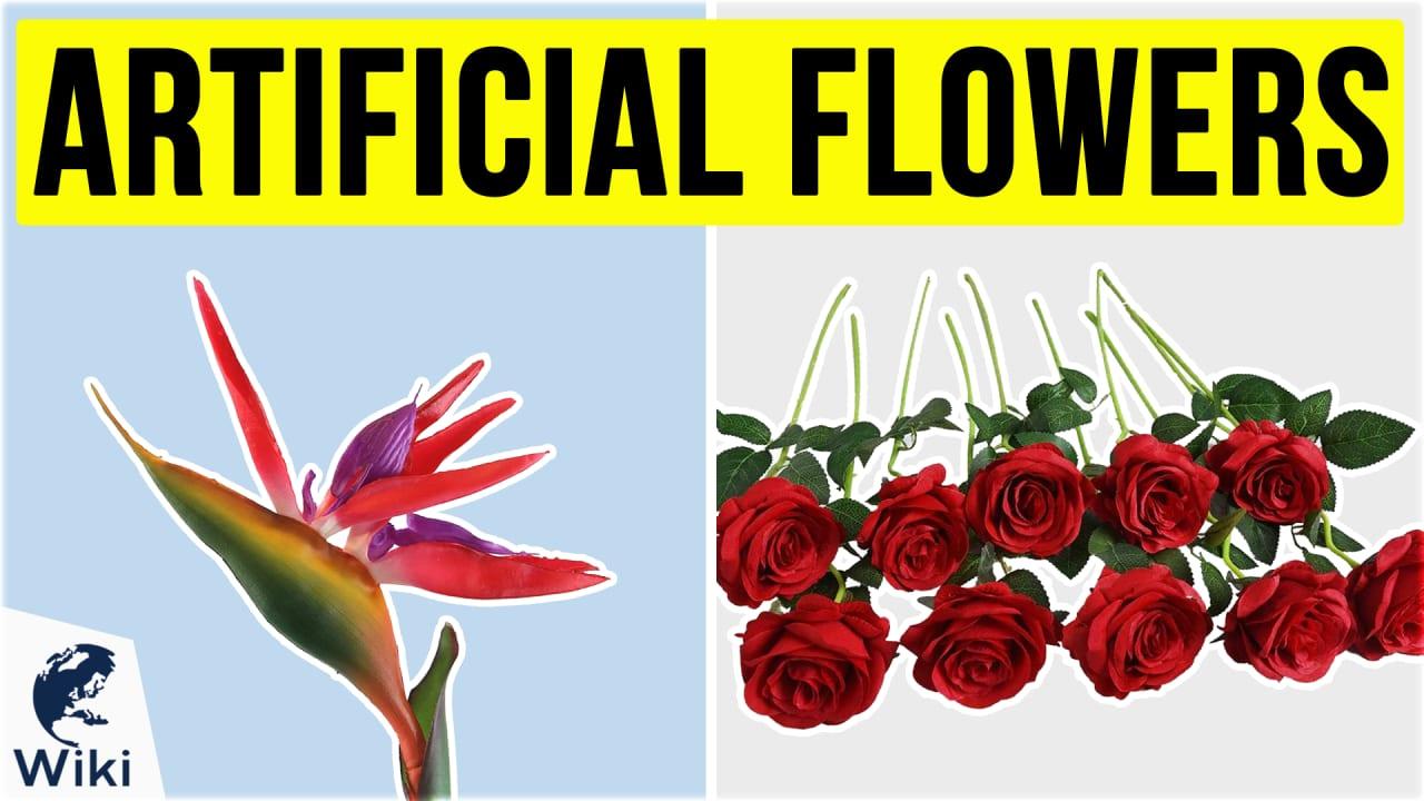 10 Best Artificial Flowers