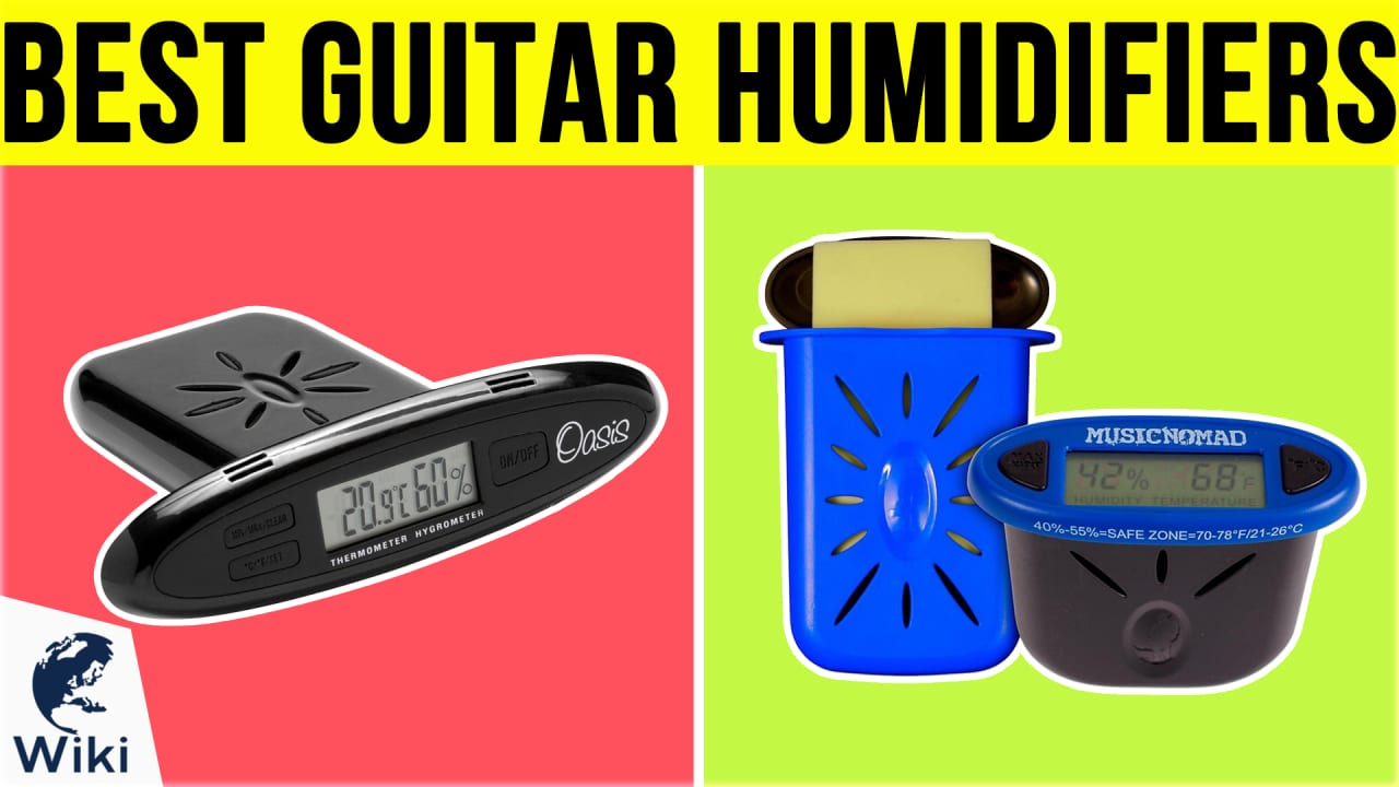 10 Best Guitar Humidifiers