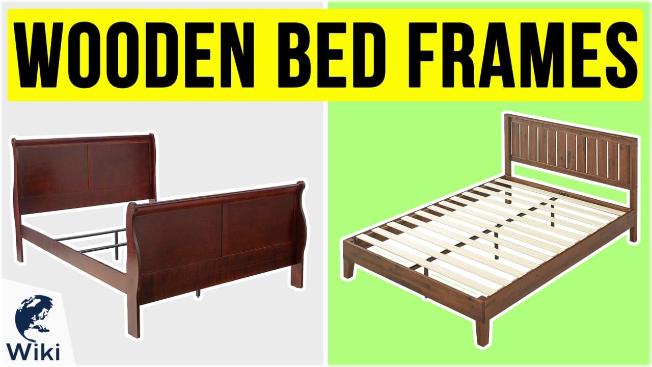 10 Best Wooden Bed Frames