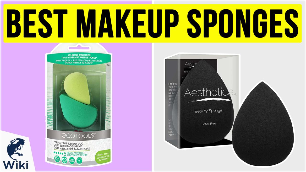 10 Best Makeup Sponges