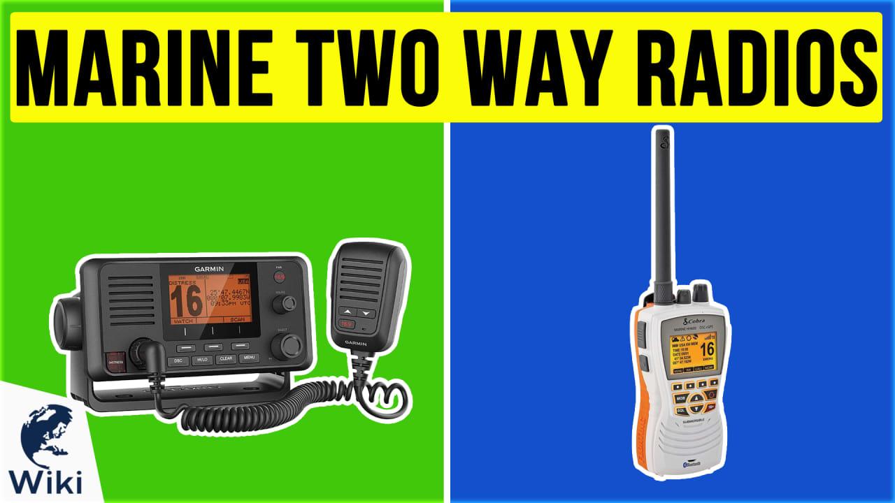 9 Best Marine Two Way Radios