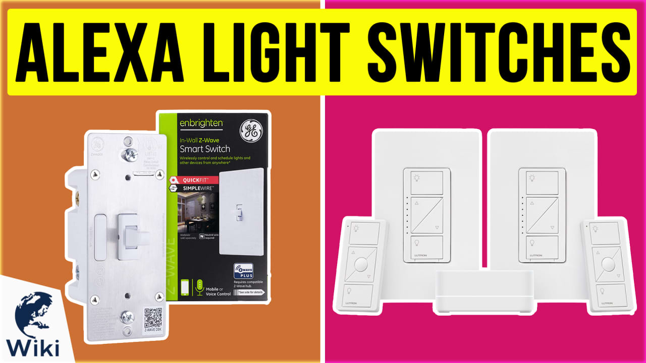 10 Best Alexa Light Switches