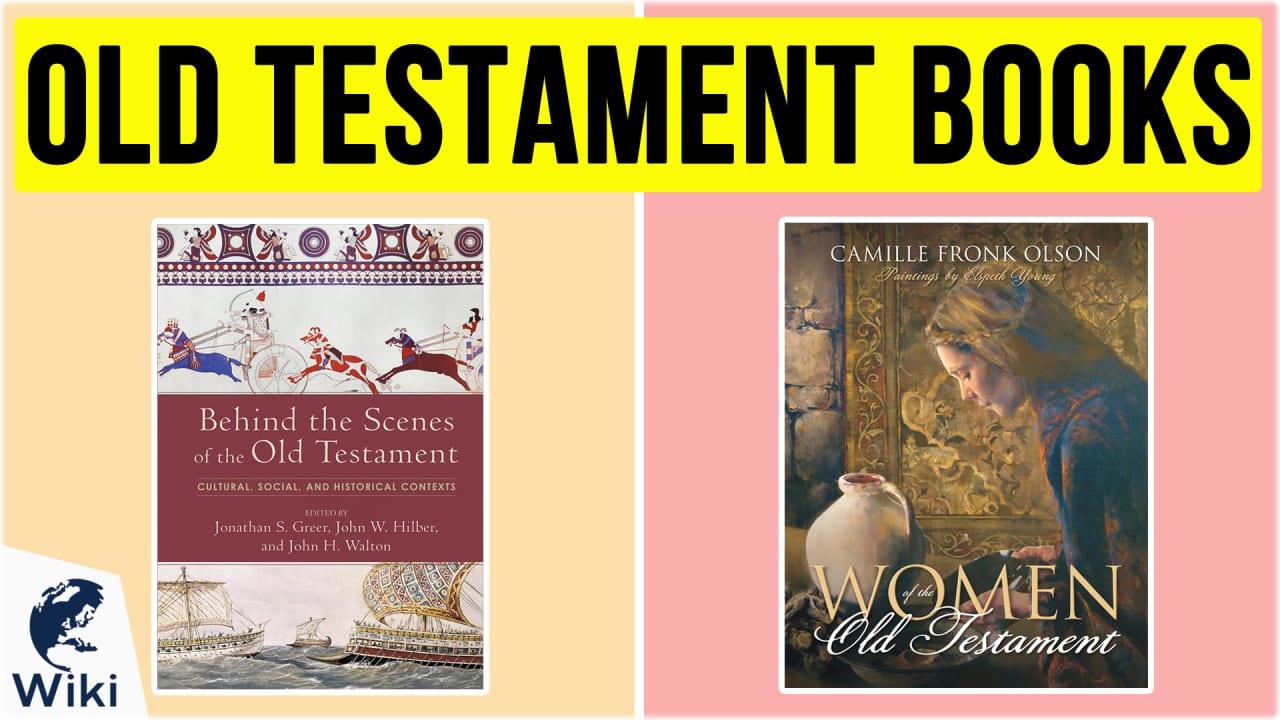 10 Best Old Testament Books