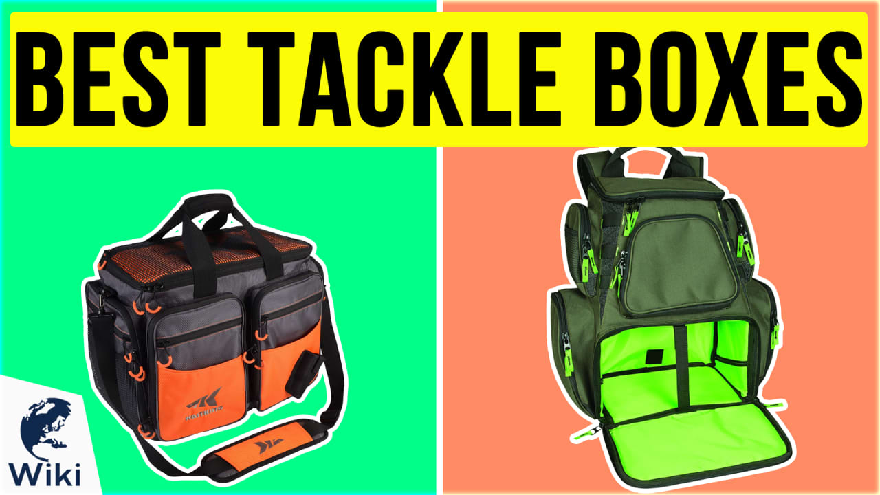 9 Best Tackle Boxes