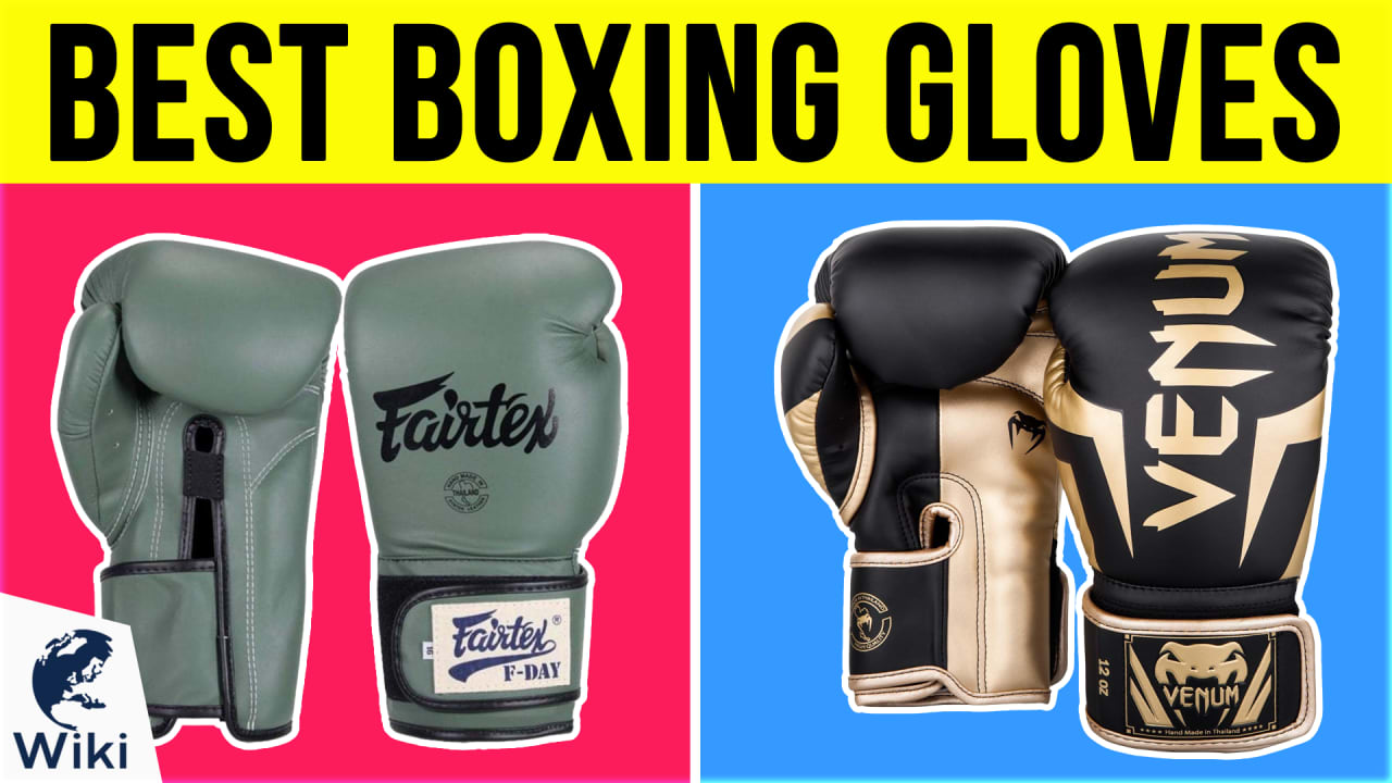 10 Best Boxing Gloves