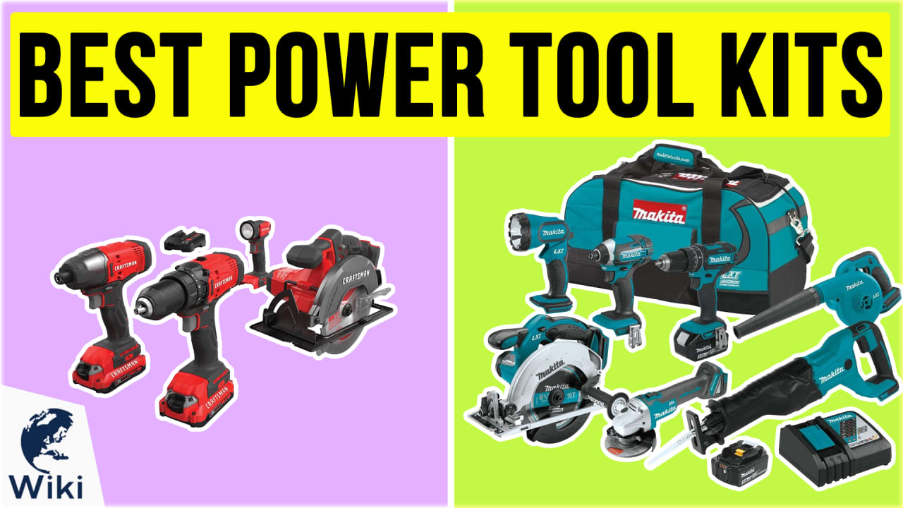 10 Best Power Tool Kits