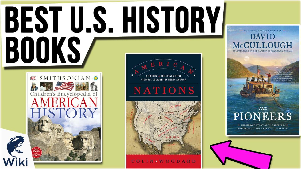 10 Best U.S. History Books