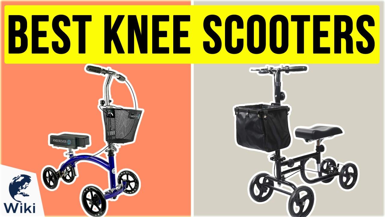 10 Best Knee Scooters