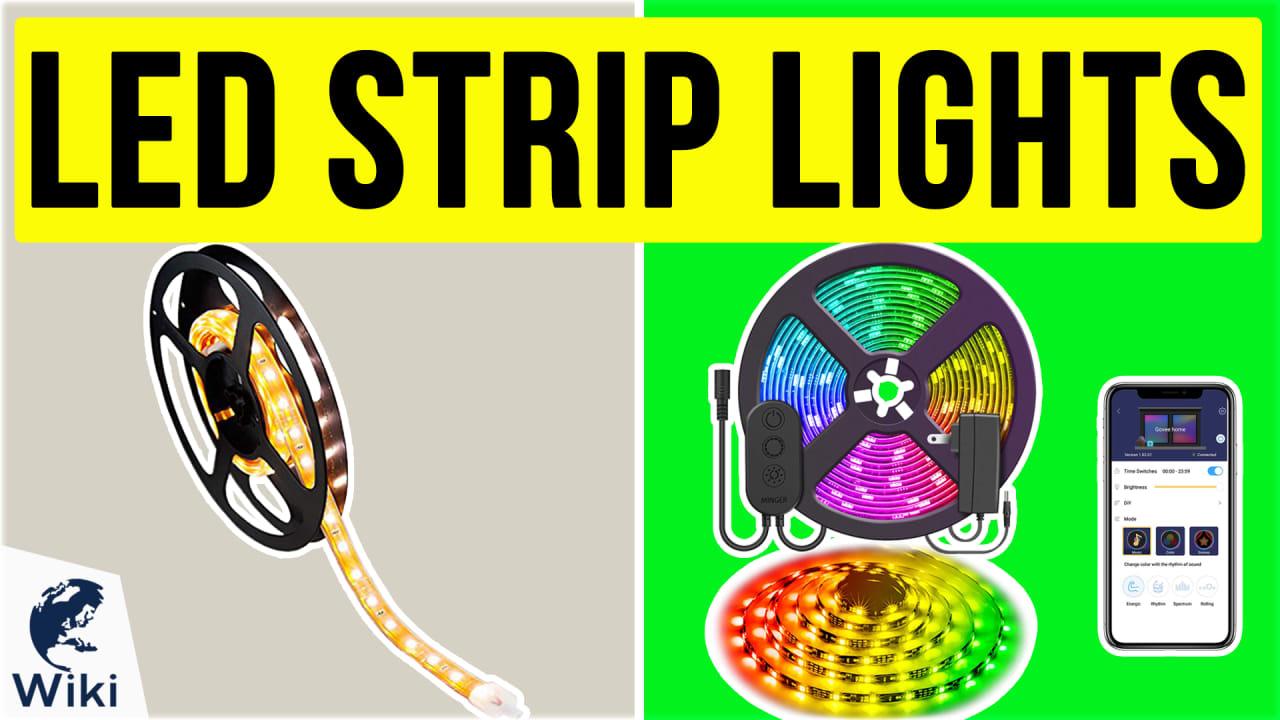 10 Best LED Strip Lights