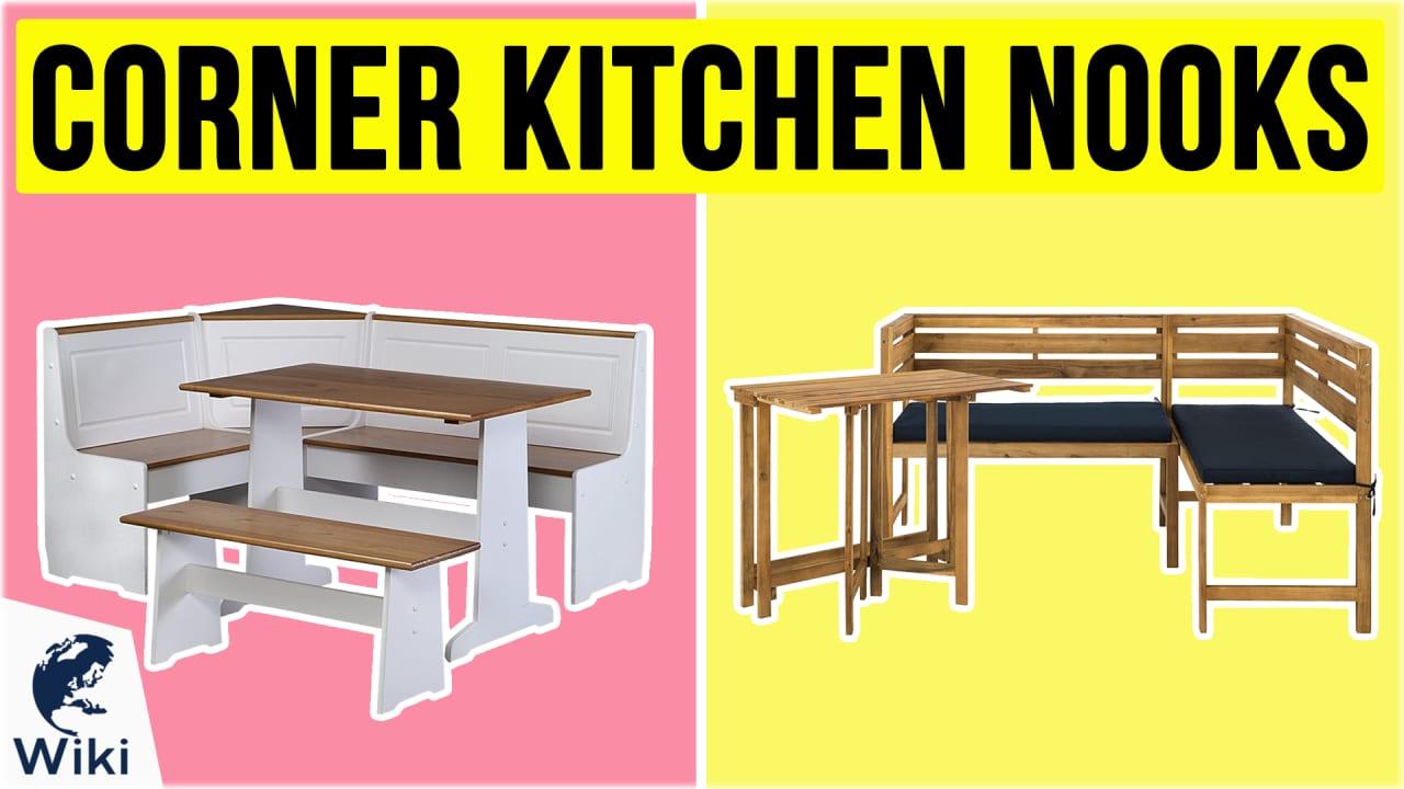 10 Best Corner Kitchen Nooks