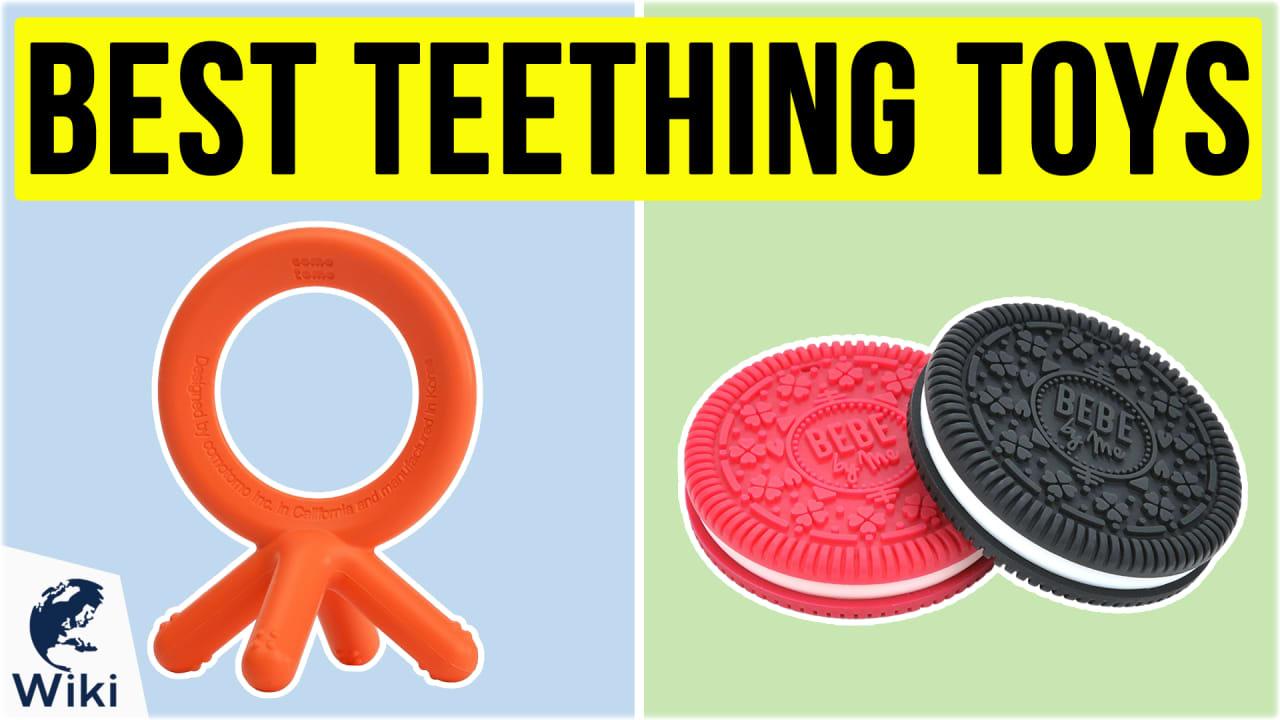 10 Best Baby Teething Toys