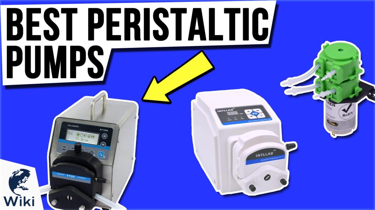 10 Best Peristaltic Pumps
