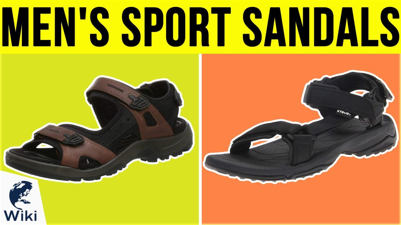 10 Best Men's Sport Sandals