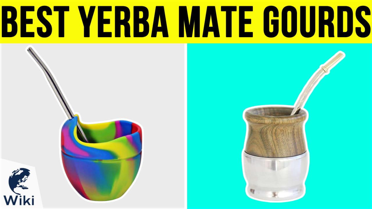 10 Best Yerba Mate Gourds