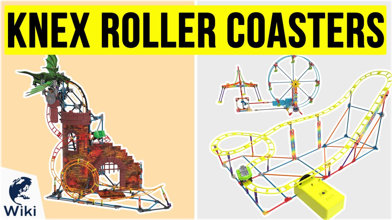 10 Best KNex Roller Coasters