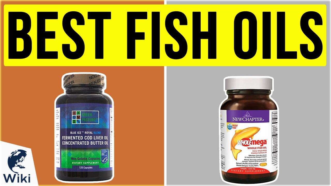10 Best Fish Oils