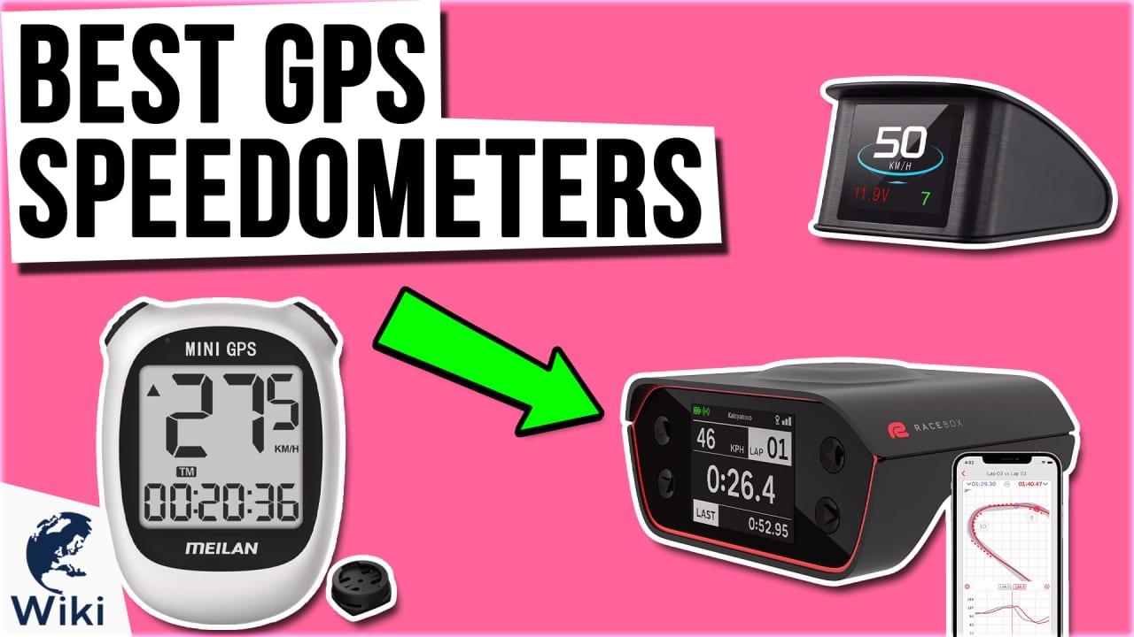 10 Best GPS Speedometers