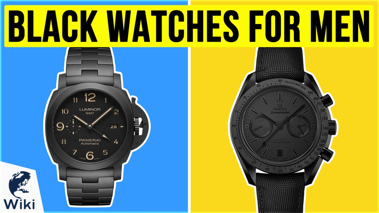 10 Best Black Watches For Men