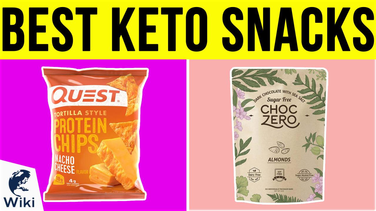 10 Best Keto Snacks