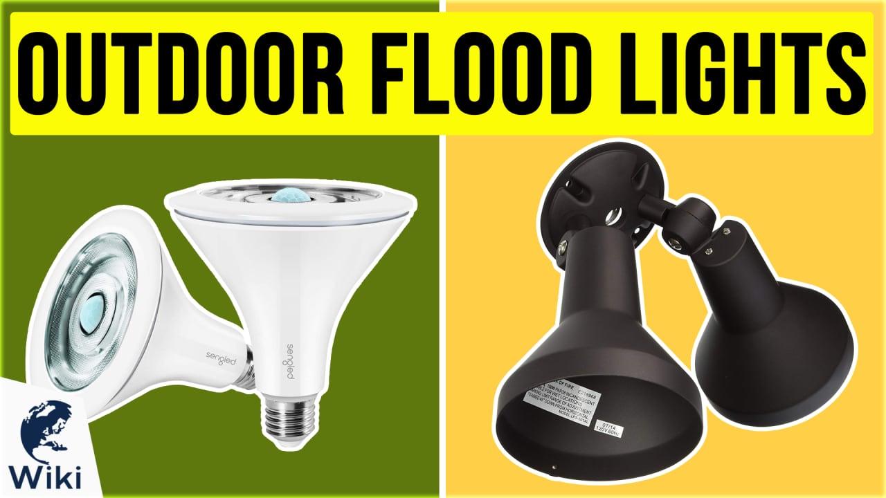 10 Best Outdoor Flood Lights