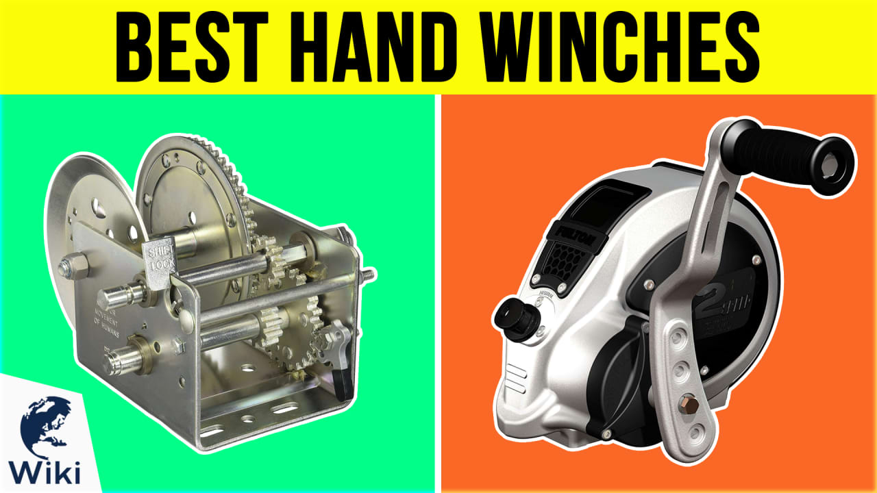 10 Best Hand Winches