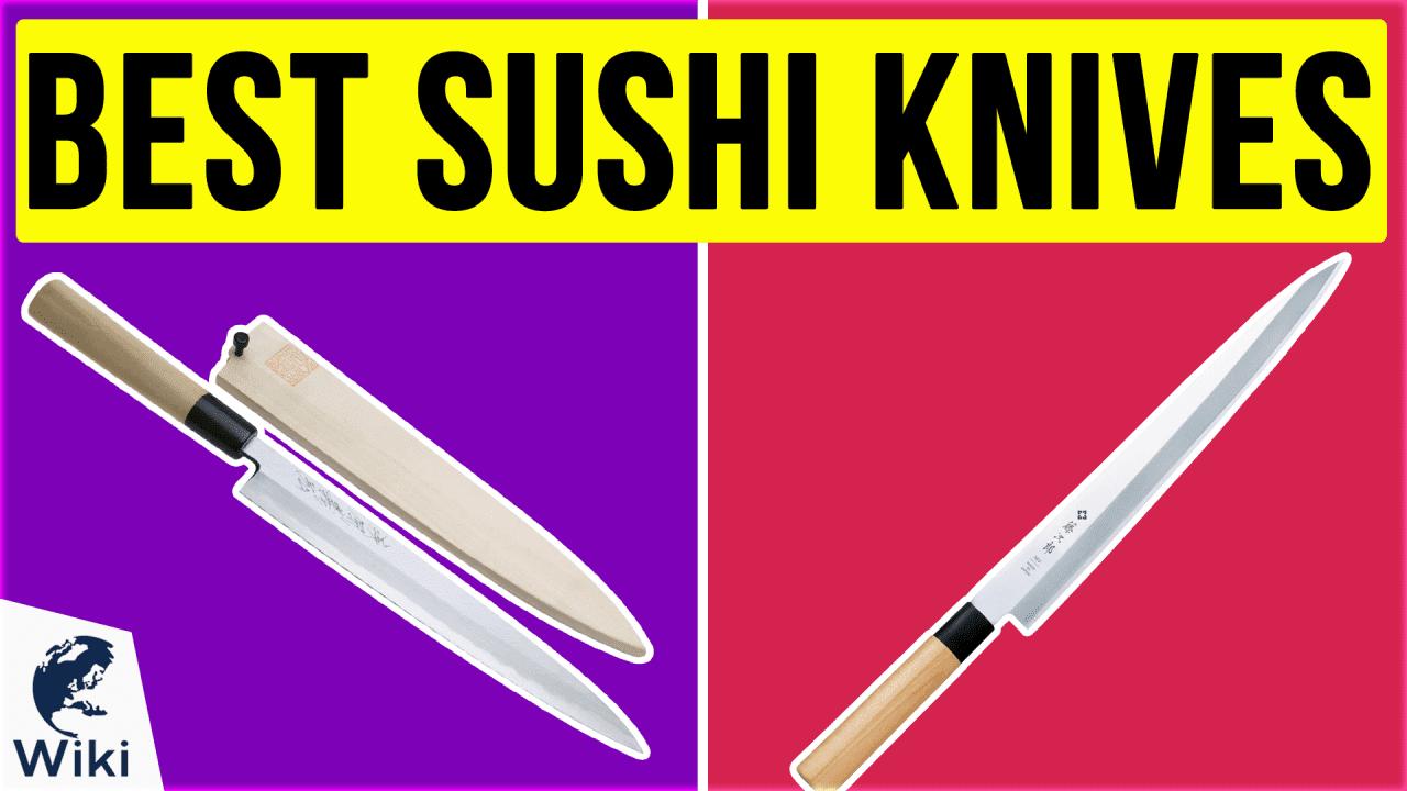10 Best Sushi Knives