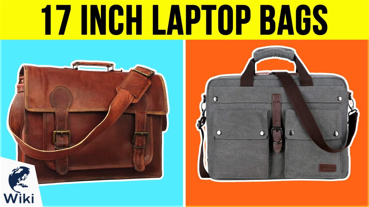 10 Best 17 Inch Laptop Bags