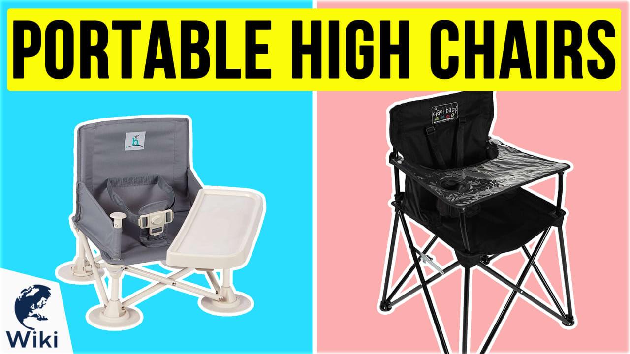 10 Best Portable High Chairs