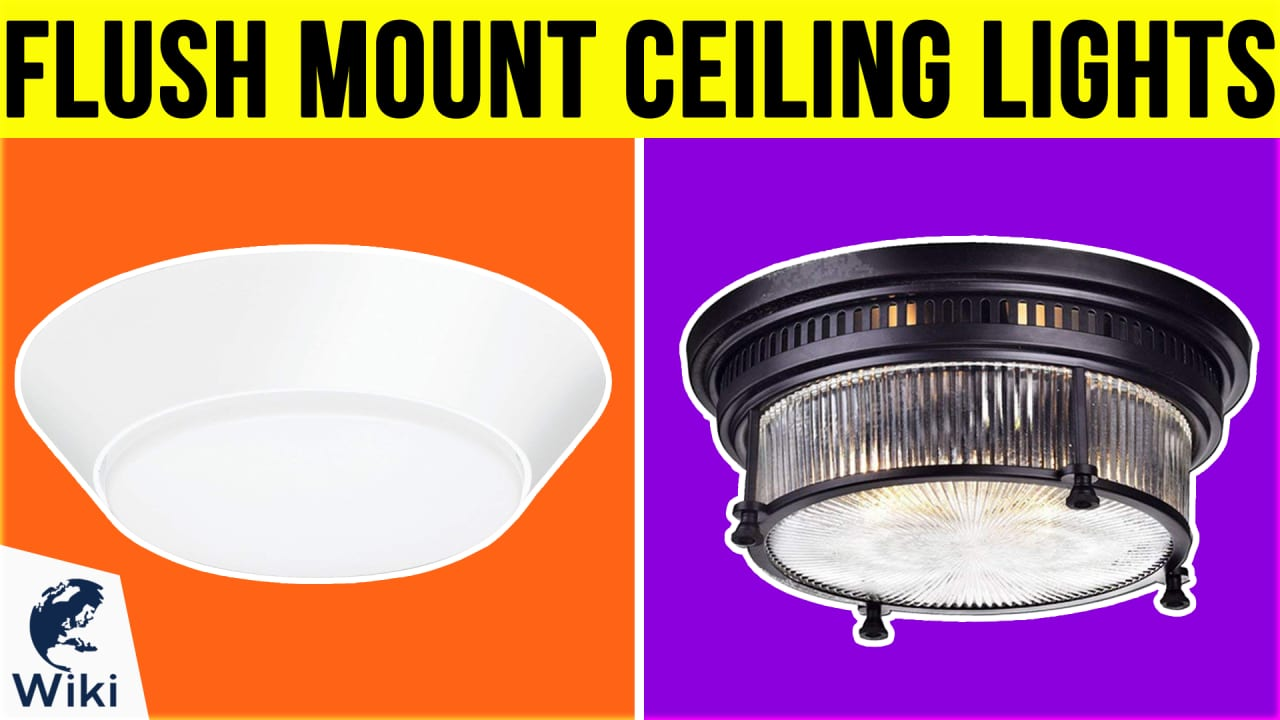10 Best Flush Mount Ceiling Lights