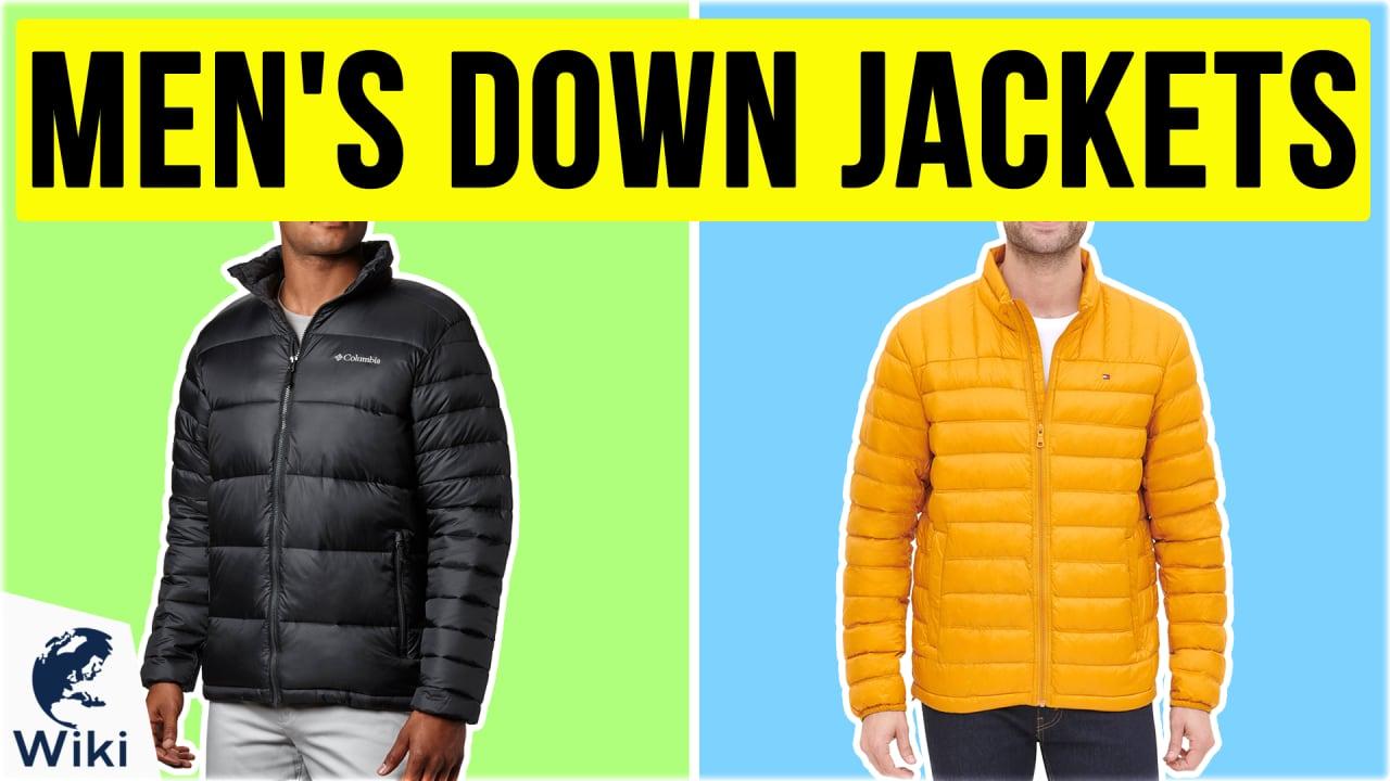 10 Best Men's Down Jackets