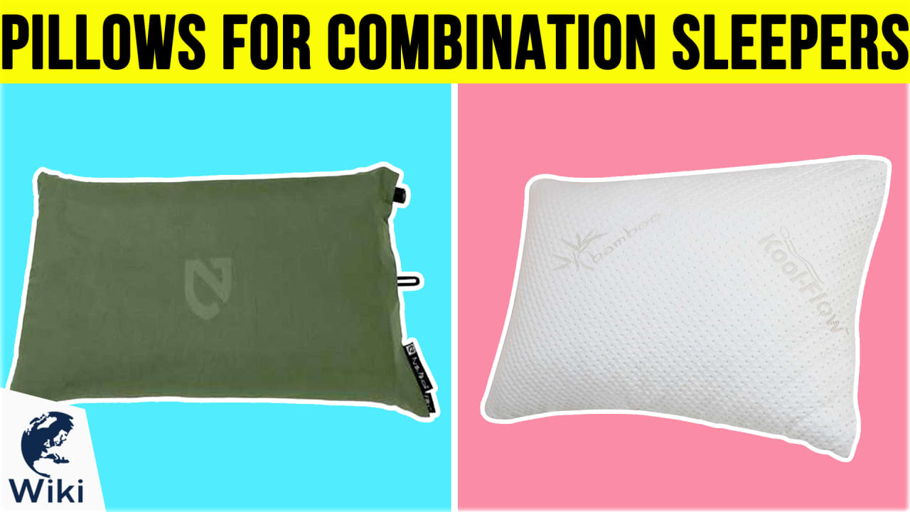 10 Best Pillows For Combination Sleepers