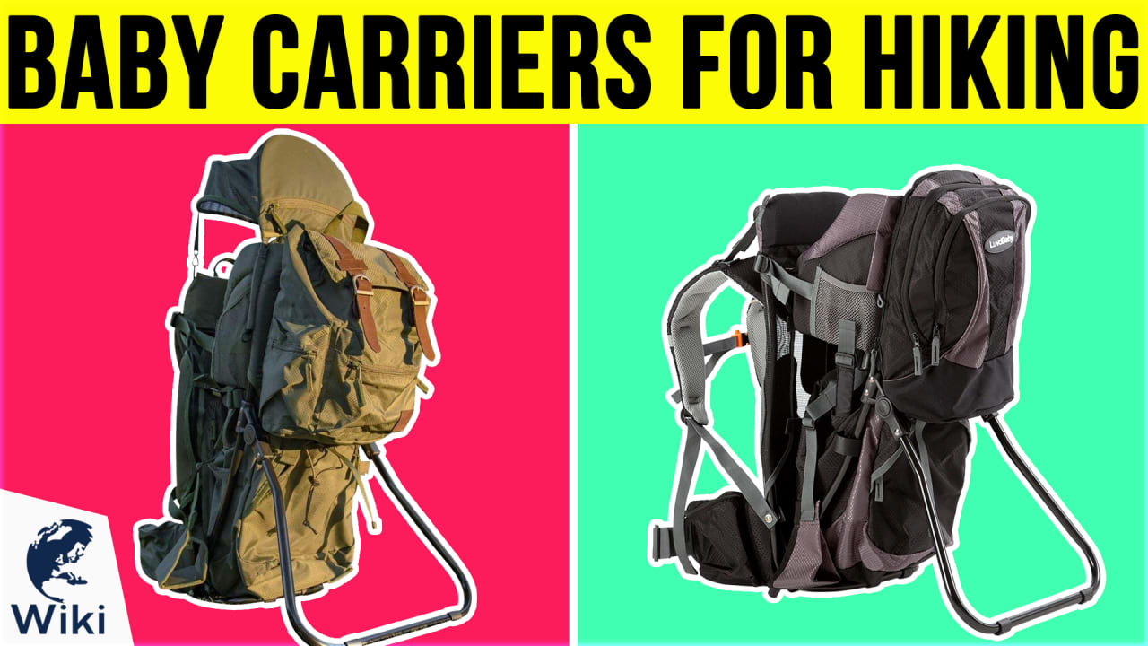 10 Best Baby Carriers For Hiking