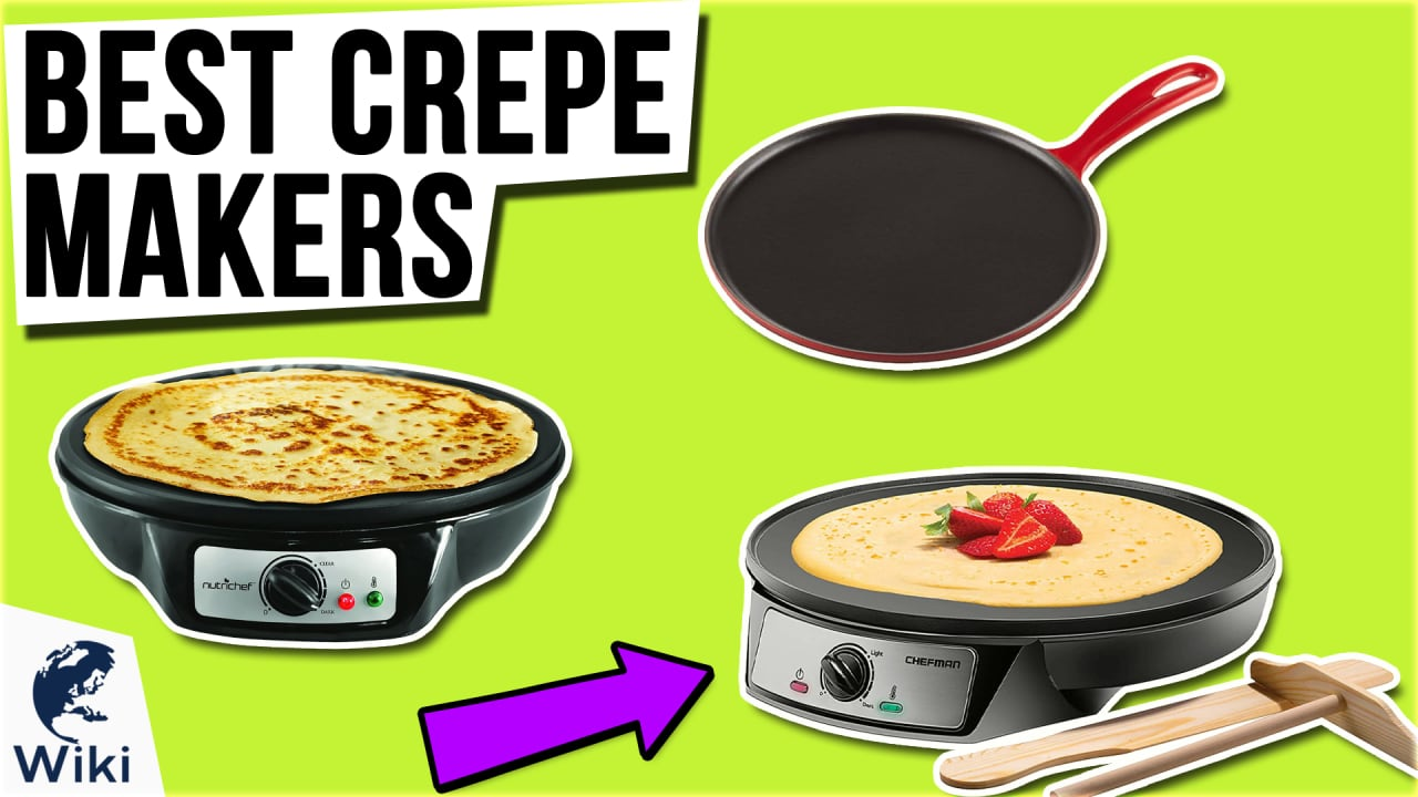 8 Best Crepe Makers