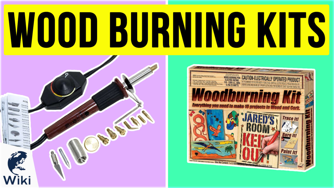10 Best Wood Burning Kits