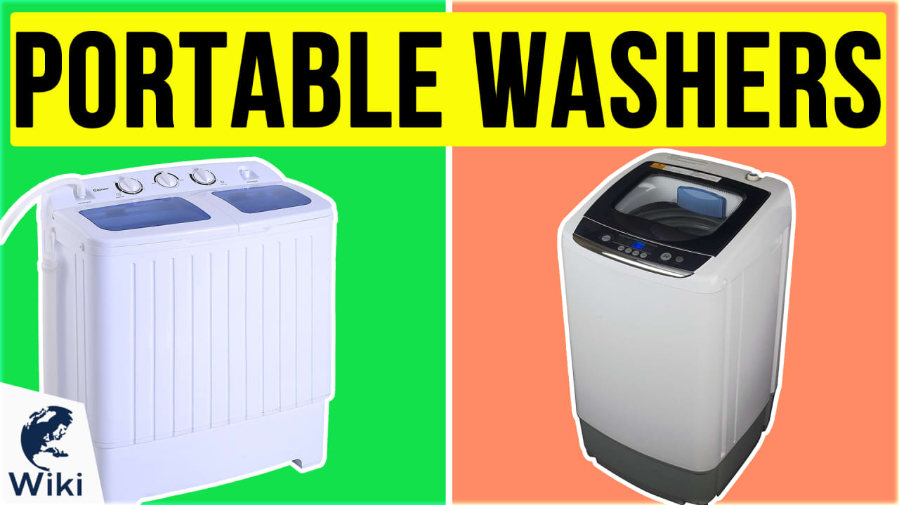 10 Best Portable Washers