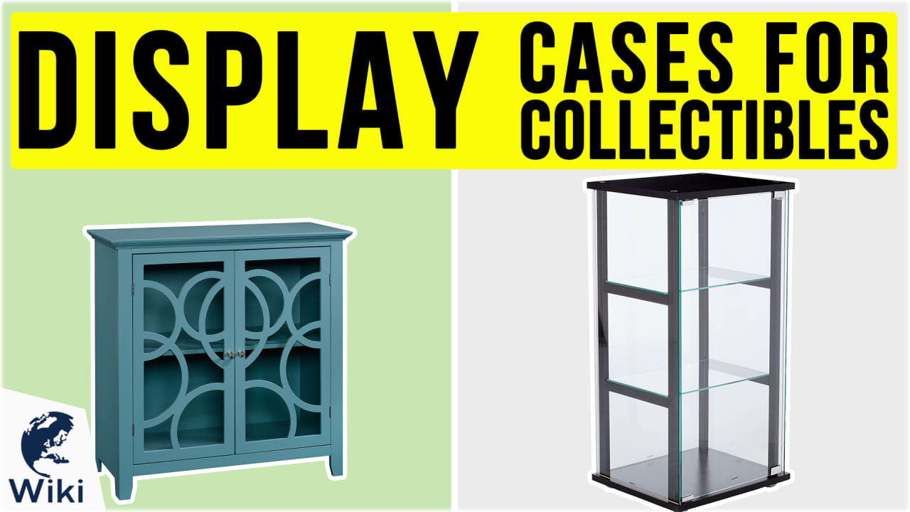 10 Best Display Cases for Collectibles