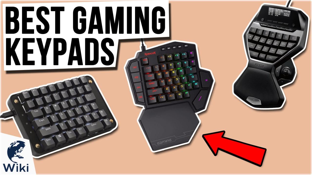 7 Best Gaming Keypads